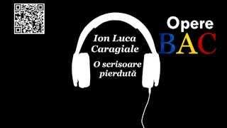 Ion Luca Caragiale - O scrisoare pierdută   Opera dramatica   Comedie