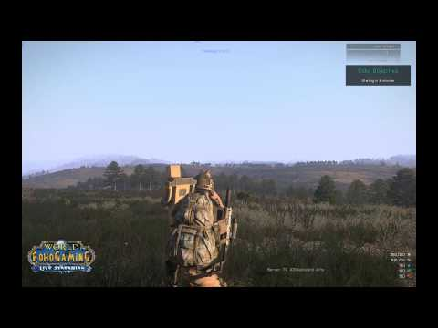 Arma 3 Wastelands: CRO3 And FOHO Team Up To Take Down Armed Convoy