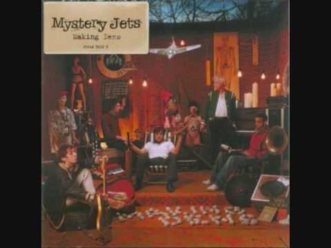 Mystery jets soluble in air