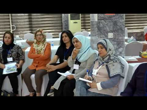 Nature Iraq EU Project Training in Sulaimani in August 2017 - 1080p