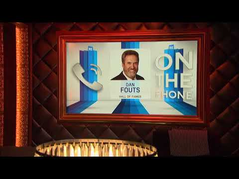 Pro Football Hall of Famer Dan Fouts Dials In to The Rich Eisen Show | Full Interview | 10/06/17