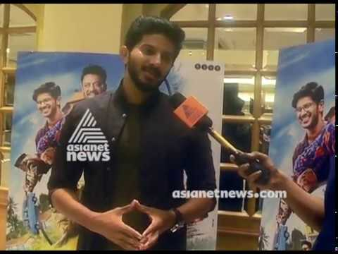 Actor Dulquer Salman about his First Bollywood Movie' Karwaan'