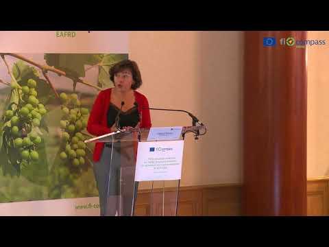 Ms Carole Delga, President Occitanie region, France
