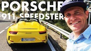 Porsche 911 Speedster   Ein GT3 Cabrio?   Matthias Malmedie
