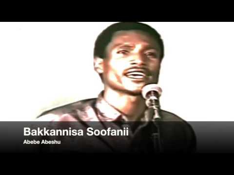*90s Music* Bakkannisa Soofanii by Abebe Abeshu (Oromo Music/Custom Video)