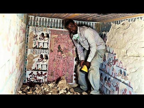 10 Unbelievable Ancient Tombs
