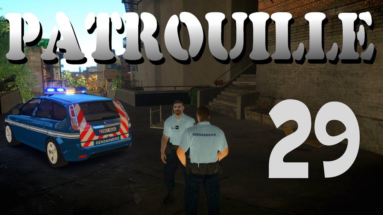GTA IV Mods French : PATROUILLE 29 | GENDARMERIE - YouTube