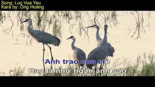 Lúc Vừa Yêu Karaoke