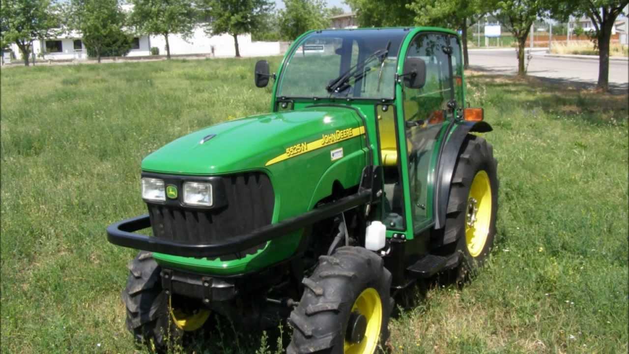 Low Profile Tractor : N john deere low profile cabin ribassata youtube
