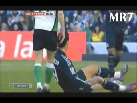 Cristiano Ronaldo - Su Peor Lado