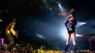 Rihanna - shut up and drive (Good girl gone bad live manchester 2008)