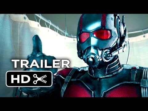 Ant-Man Official Teaser Trailer #1 (2015) - Paul Rudd Marvel Movie HD