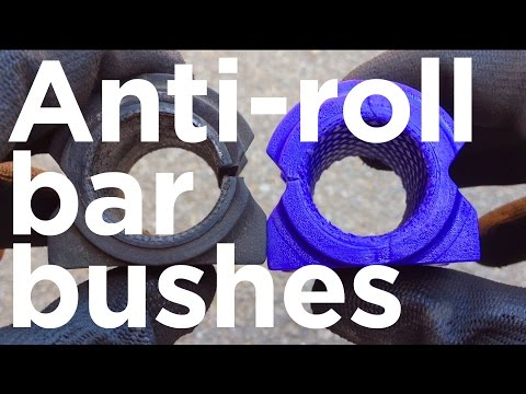 How to replace anti-roll bar bushes on a Porsche Boxster or Cayman  | Road and Race S02E19