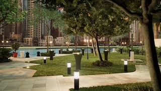 Virtual Planner | Palace Downtown - Lake Side Garden