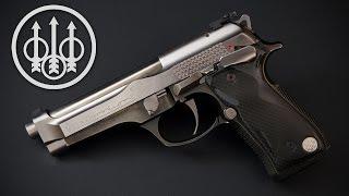 4K Review: Beretta 92 Billennium - Italian techno splendor in 9mm