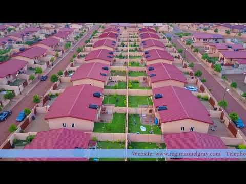 Regimanuel Gray Ltd Developments Walkthrough Video