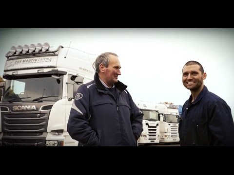 Guy Martin and his new limited edition truck