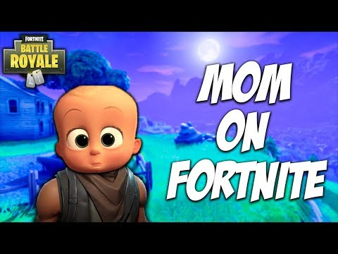 I FOUND A MOM on Fortnite! (Fortnite Battle Royale)