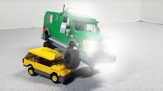 Realistic LEGO Ford F-150 MOC Final Build!