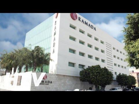 Hotel Ramada Aeropuerto Mexico En Ciudad De México