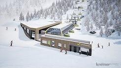 Ab Dezember 2020/21: Die neue Lärchkogel 8er-Sesselbahn auf der Planai