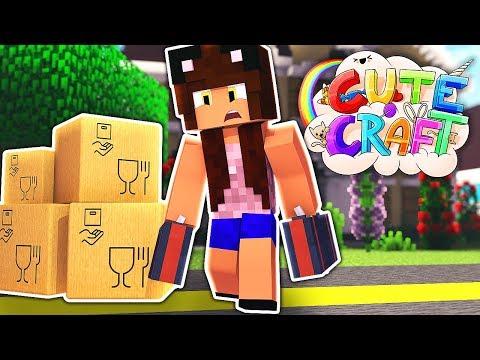 I'M LEAVING 😢   Minecraft CuteCraft