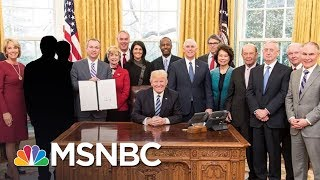 A Quarter Of President Donald Trump's 'Genius Cabinet' Already Gone | Hardball | MSNBC