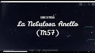 Come trovare la Nebulosa Anello (M57)