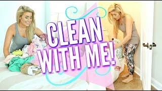ULTIMATE CLEAN WITH ME | EXTREME CLEANING MOTIVATION | ALL DAY CLEANING ROUTINE | Love Meg