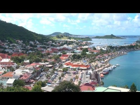 Fort Louis & Marigot - Saint-Martin - HD