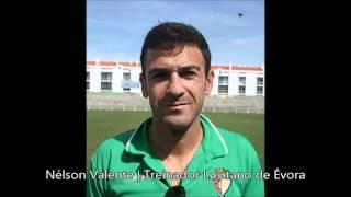 Nélson Valente | Treinador Lusitano de Évora