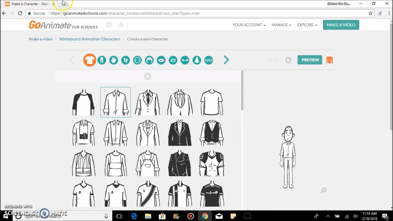 How To Get Comedy World Back And the comedy world character creator Back on  GoAnimate