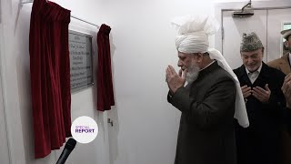 Live News Special - Darus Salaam Mosque Inauguration