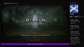 Diablo 3 - Season 13 Solo - Day 16 Session 4