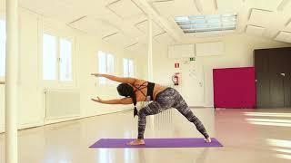 Chuỗi Vinyasa Mở Hông - Dẻo Hông | Tập Yoga với Nhạc | Hà My Yoga