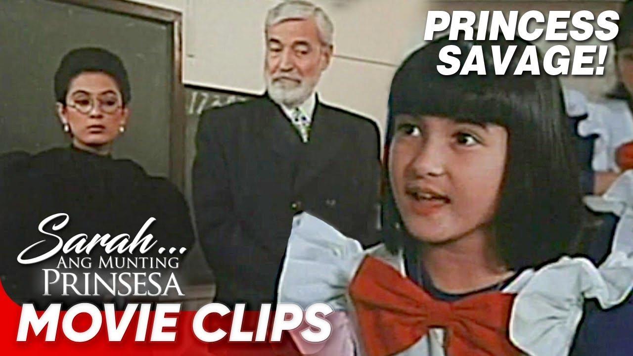 3 10 Princess Sarah Turns To Princess Savage Sarah Ang Munting Prinsesa Movie Clips Youtube