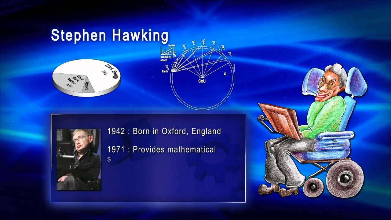 Stephen hawkings theories