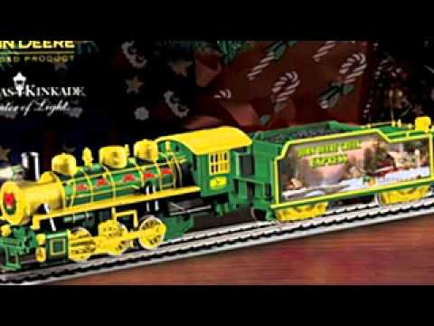 Christmas Train Sets For Under The Tree