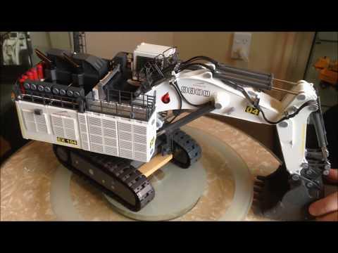 R9800 1/50 Diecast Model