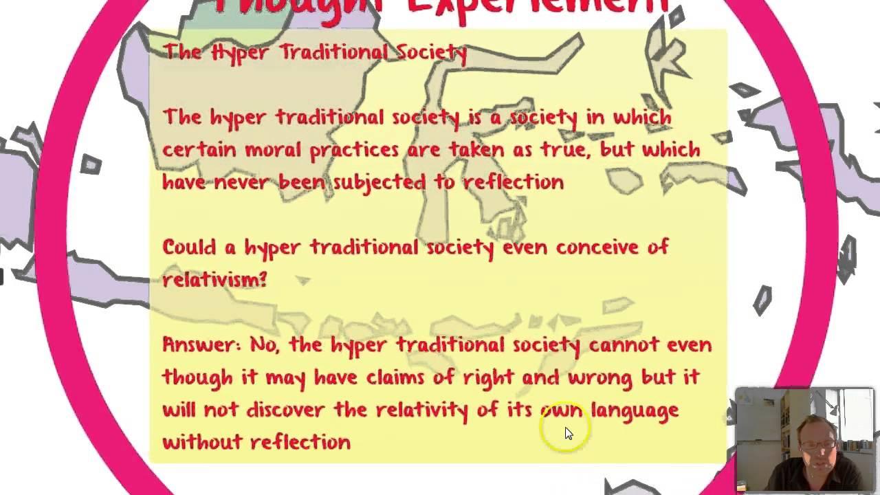 the problem of moral relativism the problem of moral relativism