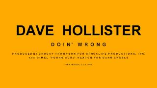 Watch Dave Hollister Doin Wrong video