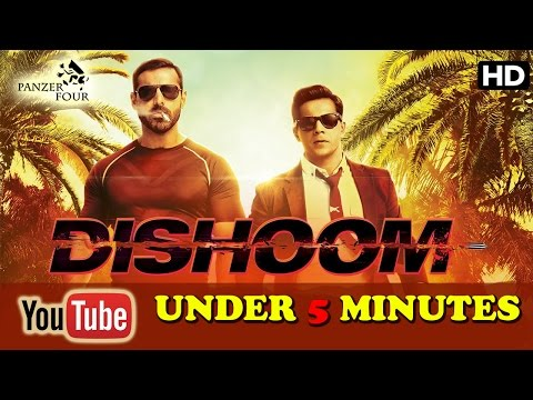 Dishoom (2016) | Full movie | Hindi |...