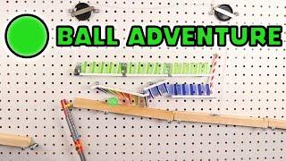Green Ball Adventure