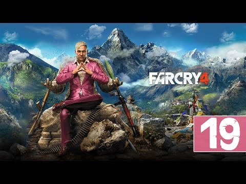 """Far Cry 4 - Let's Play - Part 19 - """"First Fortress Capture"""""""