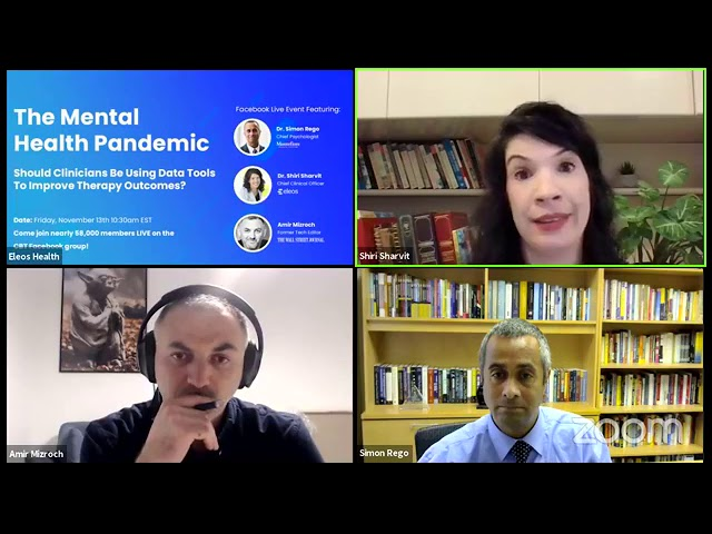 Webinar: The Mental Health Pandemic