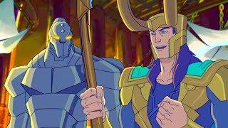 Стражи галактики - мультфильм Marvel – серия 13 сезон 1