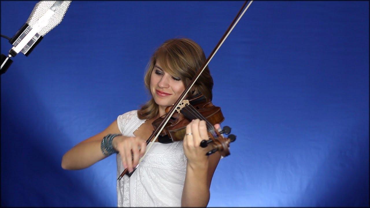 Let It Go (Disney's Frozen) Violin Cover - Taylor Davis