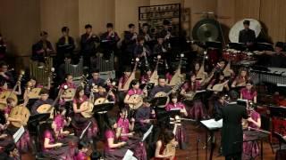 周成龍《西雙版納的晚霞》 琵琶 協奏曲 HD