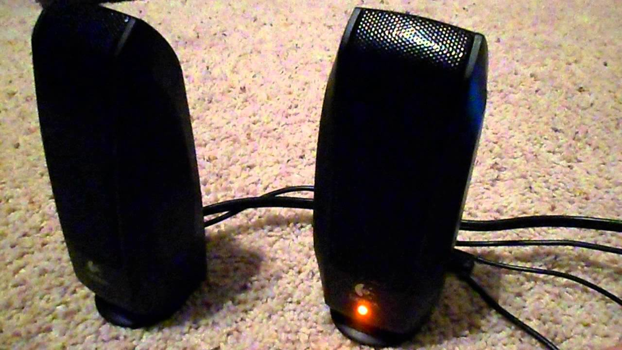 maxresdefault logitech s120 2 0 speakers review youtube 2.1 PC Speakers at eliteediting.co