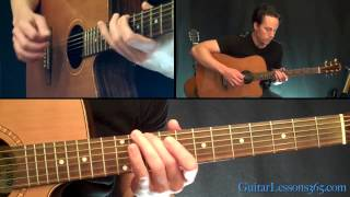 Iris Guitar Lesson - Goo Goo Dolls